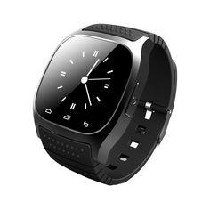 Bluetooth Smart Watch Armbanduhr M26-UHR Intelligente Elektronik Sync Schrittzähler Für IPhone Android SmartWatch Relogio Inteligente Reloj //Price: $US $17.22 & FREE Shipping //     #clknetwork