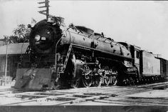 Vintage Train 5 by B Haist, via Flickr