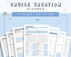 Ultimate Bundle Planner Pack  Pages  Disney World Trip Planner