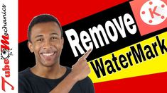 How To Remove Watermark On Kinemaster For Free You Youtube, How To Remove, Tutorials, Tips, Free, Wizards, Counseling