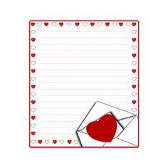 Porta - Recados Carta de Amor