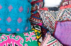 Moroccan Pillows | P