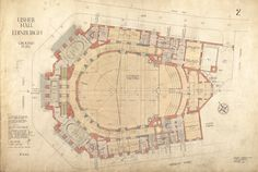 watercolour architectural drawings vintage - Google Search
