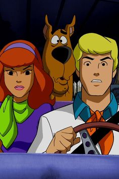 I still love the original Scooby Doo. They messed the new one completely up!! Don't try to fix something that's not broken?!