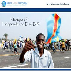 Today is #Martyrs of #Independence Day in Democratic Republic of #Congo