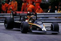 Stefan Bellof - Tyrrell-Ford - Monte Carlo, Monaco Grand Prix - 1984