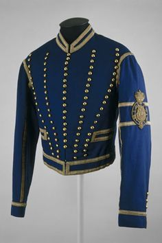 Coachman's jacket, 1881–1917. Russian Court Dress.All ranks of imperial servants wore livery, or court uniform. The postilions and coachmen,...