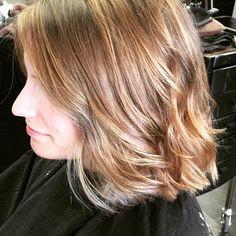 Honey color hair #kaaralusa#jessbakis #balayage