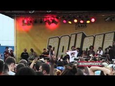 """ILOVEMAKONNEN """"CLUB GOING UP ON A TUESDAY"""" Live @ FOOLS GOLD DAY OFF"""
