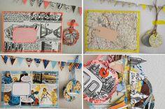 Vier Vandaag!: Kringloopweek | DIY's van boeken