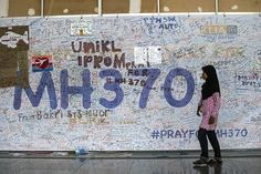 Malaysia Airlines Flight 370 Search Shifts to New Area - THE WALL STREET JOURNAL #MalaysiaAirlines, #MH370