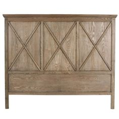 Shop Manto Bedhead Queen Elm at Interiors Online. Exclusive High End Furniture. OFF First Order & Australia Wide Delivery Timber Bedhead, Timber Beds, Oak Beds, Hamptons Style Bedrooms, Interior Styling, Interior Design, Queen Bedroom, Master Bedroom, Interiors Online