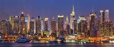 Le mille luci di New York si spengono per l'ambiente e gli uccelli
