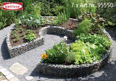 Hochbeet Big Garden, Love Garden, Garden Pool, Home And Garden, Vegetable Bed, Gabion Wall, Square Foot Gardening, Plant Wall, Garden Design
