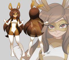 Bunny Girl Miraculous Oc by YK-DGB