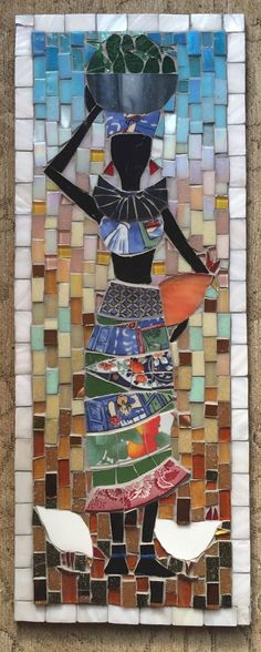 Mosaic by Sue Bird