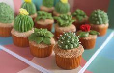 Cactus Cupcakes - Imgur