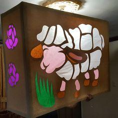 farol oveja Home Decor, Sheep, Xmas, Noel, Decoration Home, Room Decor, Home Interior Design, Home Decoration, Interior Design