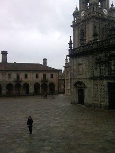 torre del Reloj, plaza de A Quintana