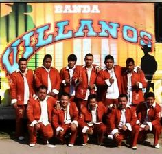 El Burro - Banda Villanos ♫♫♫