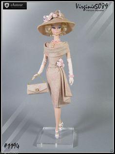 Tenue Outfit Accessoires Pour Barbie Silkstone Vintage Integrity Toys 1194 | eBay