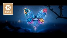 Eurovision is the largest live entertainment (non sports) broadcast in Europe. We were charged with designing the hero butterfly and its accompanying 38 country…