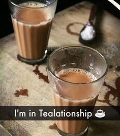 Tea Quotes Funny, Tea Lover Quotes, Chai Quotes, My Life Quotes, Girl Quotes, Love Romantic Poetry, Romantic Status, Coffee Captions, Instagram Picture Quotes