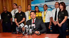 Revista El Cañero: Presidente de Línea Aérea Dominican Wings Arremete...