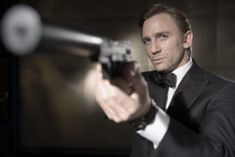 In this undated handout photo from Eon Productions, actor Daniel Craig poses as James Bond. Craig was unveiled as legendary British secret agent James Bond 007 in the Bond film Casino Royale, at. Get premium, high resolution news photos at Getty Images Daniel Craig James Bond, James D'arcy, Roger Moore, Sean Connery, All James Bond Movies, James Bond Girls, Pierce Brosnan, Sheryl Crow, Skyfall