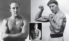 The athletes who achieved Olympic glory before being killed at war They were Olympic heroes at the 1908 or 1912 games but died on another battlefield - World War I.  A book The Extinguished Flame: Olympians Killed in The Great War tells their stories.