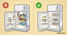 10brilliant ways toorganize your refrigerator