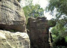 Harrison's Rocks in Tunbridge Wells - UK Attraction