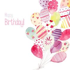 Greeting Cards - Birthday Cards - Felicity French Illustration Geburtstagskarte…
