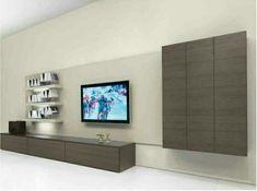 Beste Wohnzimmer Mit TV Design Ideen