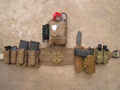 Nice battlebelt setup via G-Code
