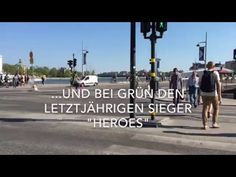 Singende Ampeln in Stockholm #eurovison - YouTube