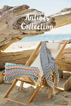 Antibes Towel - The Riviera Towel Company - 1