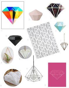 Trend Spotting: Diamonds