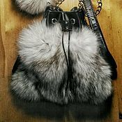 81027f3cee97 Сумка кожаная с лисой – купить или заказать в интернет-магазине на Ярмарке  Мастеров