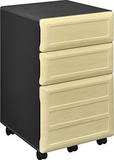Increase your office's storage and organization capabilities with the Ameriwood Home Pursuit Mobile File Cabinet. The cabinet contains a large bottom drawer that can hold legal and letter-sized documents, and 2 smaller drawers on top are ideal for storing electronic devices, printer paper and o... more details available at https://furniture.bestselleroutlets.com/home-office-furniture/file-cabinets/vertical-file-cabinets/product-review-for-ameriwood-home-pursuit-mobile-file-