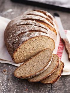 Alnatura German bread - find German recipes @ www. Bavarian Recipes, Swiss Recipes, Croatian Recipes, Bread Recipes, Baking Recipes, German Recipes, French Recipes, German Bread, Bread Cake