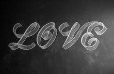 art, chalk, design, Inspiration, Lettering, typeface, Typography, creative, talent,