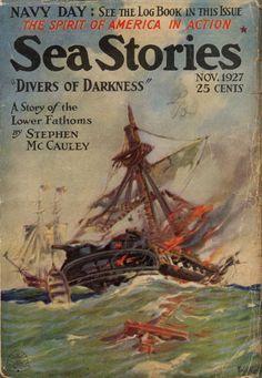 Sea Stories Magazine