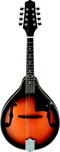 Ibanez M510BS Mandolin. Love the sound of the mandolin!!  ;)