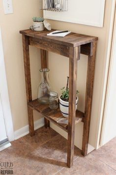 80 Charming DIY Pallet Furniture Tutorials and Plans #palletprojects #diypallet