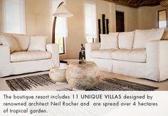 mytheresa.com - Zanzibar White Sand Villas - Lifestyle - Inspiration - Luxury Fashion for Women / Designer clothing, shoes, bags