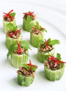 Satay 4 play thai food dessert for Aura world fusion cuisine