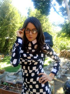 Aubrey Plaza for Lookmatic