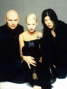 Smashing Pumpkins- been obsessed w these guys for yrs. But have to admit- always hated that drummer