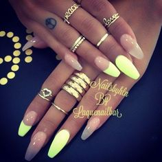 Image via We Heart It #beauty #fashion #girl #makeup #nailpolish #nails #nailart